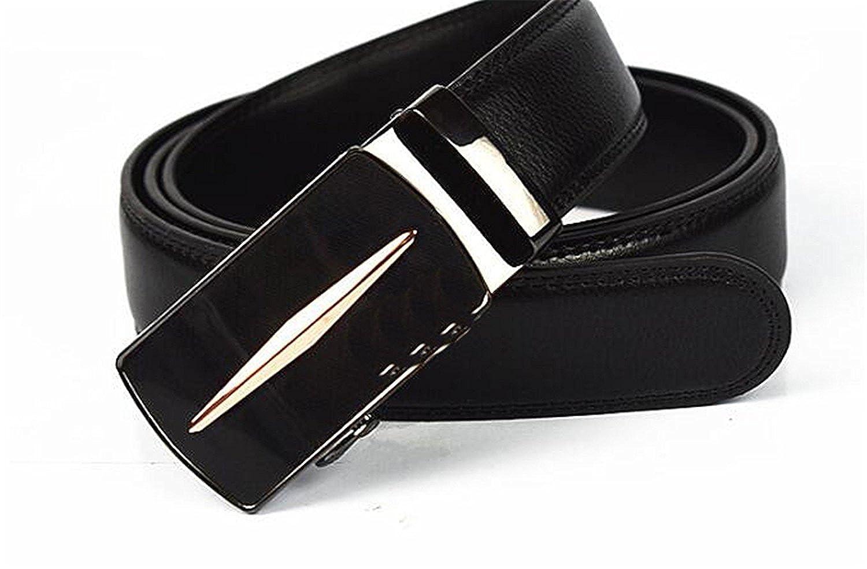OnIn Fashion Men Belts Belts StrapMale Cowskin Leather Belts Men