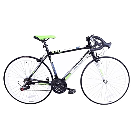 amazon com north gear 901 21 speed road racing bike with shimano