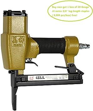 meite 9240B 18Ga 5//16/'/' Crown Pneumatic Medium Wire Stapler Upholstery Stapler