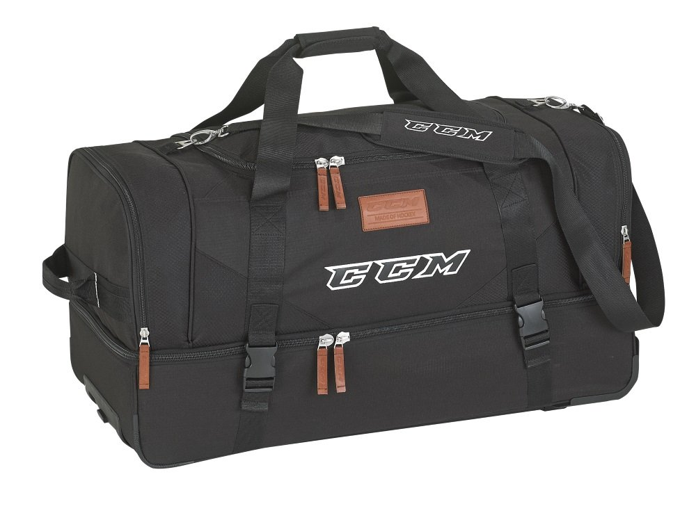 CCM WHEELED OFFICIALS BAG 30'' 2016
