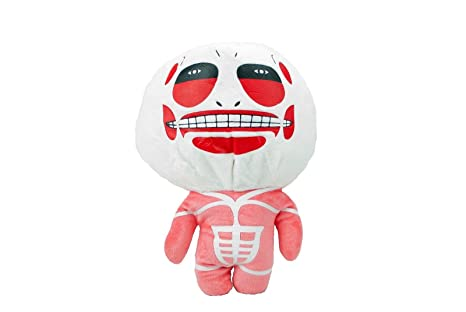 Attack On Titan Anime Colossal Titan peluche