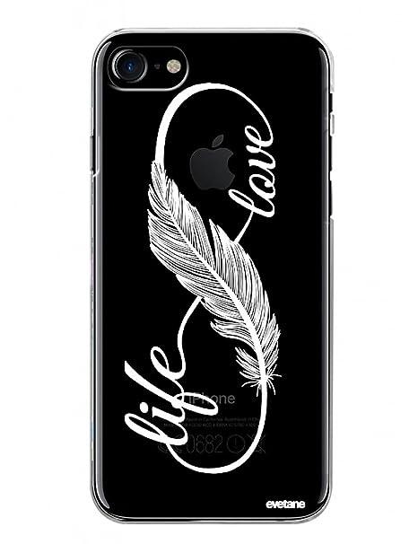 coque iphone 8 life love