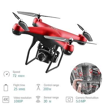 IFOR Drone con cámara 4K HD, Control de Quadcopter de la ...