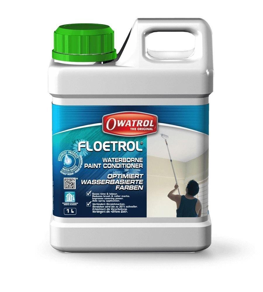 Owatrol - Additif Peinture Floetrol 1 Litre