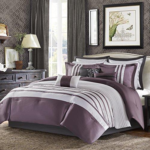 Madison Park Harlem Jacquard Comforter