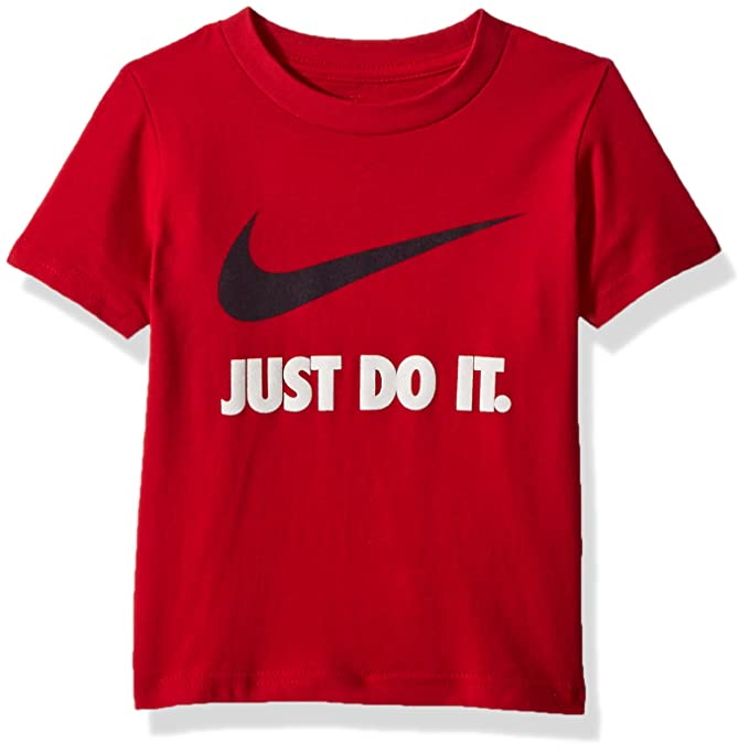 Amazon.com: Nike Tee Shirt - Toddler - Just Do It!: Sports & Outdoors