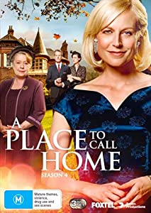 A Place to Call Home: Season 4 | 3 Discs | NON-USA Format | PAL | Region 4 Import - Australia