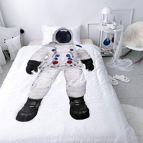 Kids Pillowcases Kids Bedding Astronaut Kids Boys Bedding Boys Bedroom Astronaut Kids Bedding Boys Microfiber Kids Pillow Cover