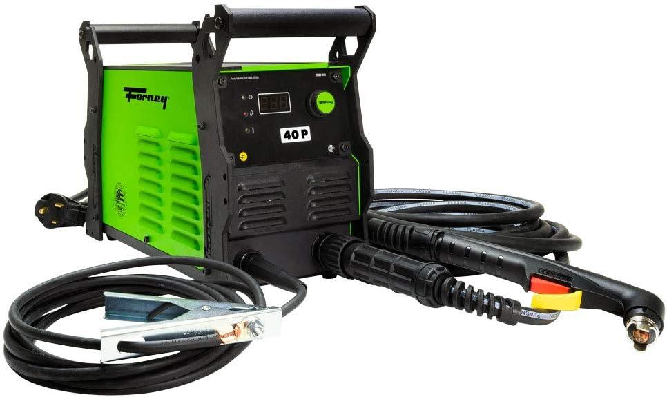 120V// 230V Input Power Forney 40 P Dual-Voltage Plasma Cutter