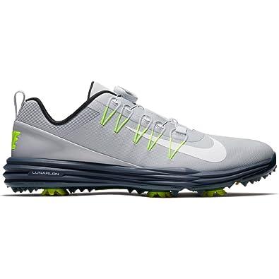 the best attitude 57f05 f6c8a Nike Lunar Command 2 Boa, Chaussures de Golf Homme  Amazon.fr  Chaussures  et Sacs