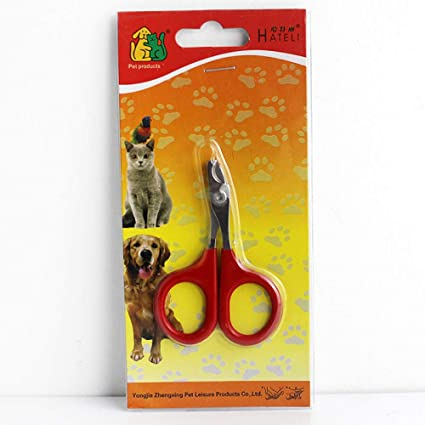 LIUQIAN Cortau?as para Mascotas Mascotas Gatos y Perros cortauñas para Gatos Tijeras Corta uñas