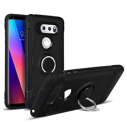 Amazon.com: LG V30 Funda, LG V30 Plus funda, telegaming ...