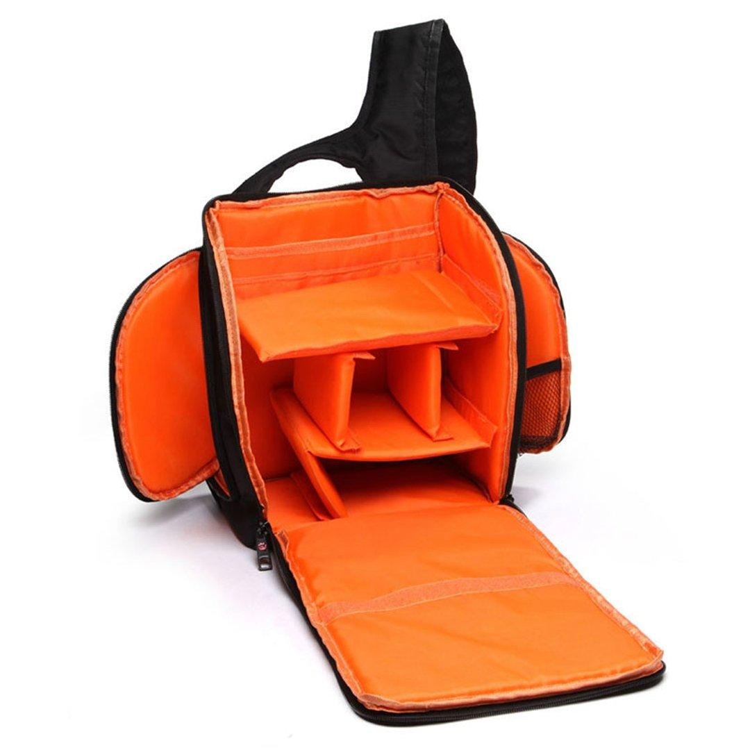 Amazon.com : ABC® Sling Camera Bag Waterproof DSLR Case for Canon ...