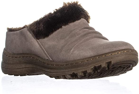 Bare Traps Womens Audrey Leather Closed Toe Mules