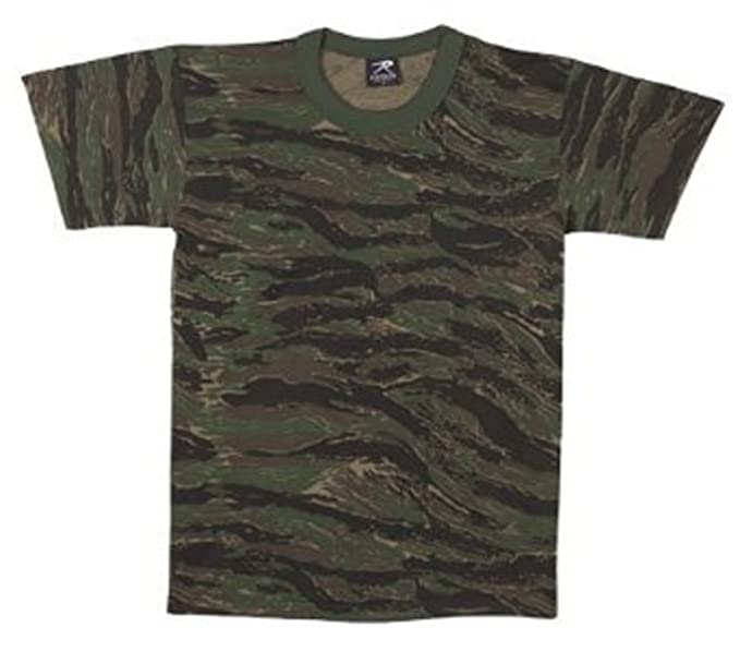 Amazon.com  Tiger Stripe Camo T-Shirt  Clothing 2e99461e114