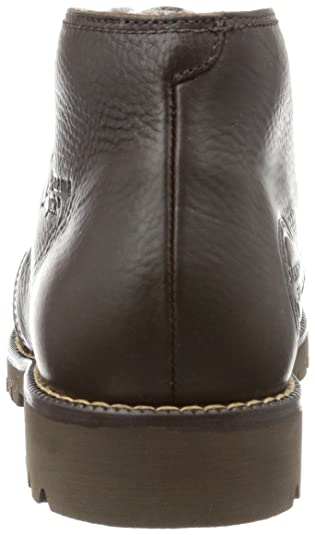 Amazon.com: Panama Jack Bota Panama Igloo C2 Napa Gras Size 46 EU Brown: Shoes