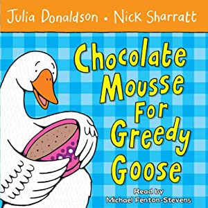 Chocolate Mousse for Greedy Goose Audiobook