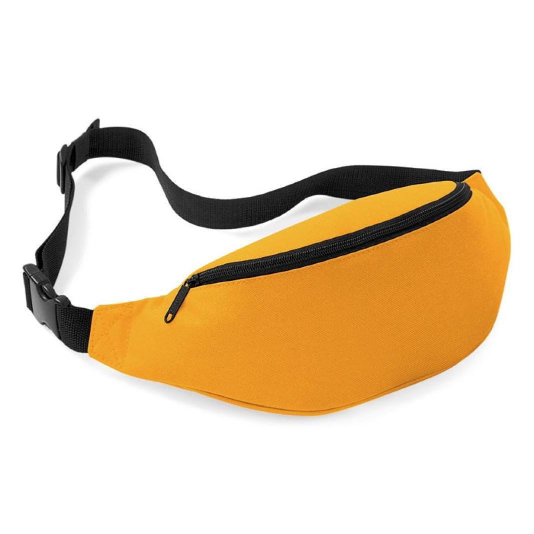 Pocciol Fashion Unisex Handy Waist Belt Zip Bag Travel Hiking Sport Fanny Pack Pouch (B)