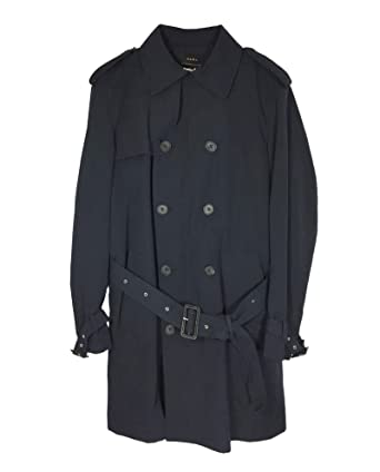 dea51753 Zara Men's Water-Repellent Trench Coat 2753/301: Amazon.co.uk: Clothing