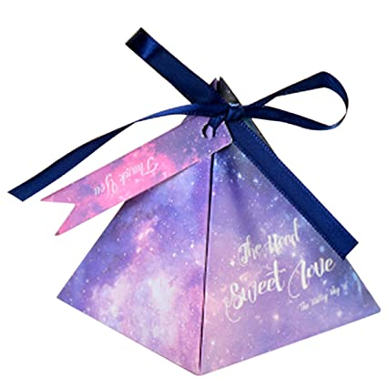 autulet romantic violet elegant wedding favors personalized bridal shower party favors large gift boxes 50pieces