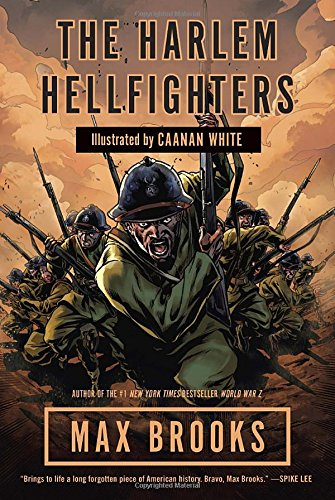Book cover from The Harlem Hellfighters by Max Brooks