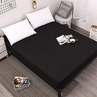 YWCXMY-LDL Bedruckter wasserdichter Matratzenbezug, schmutzabweisender und matratzenfester elastischer Matratzenbezug (Color : 11, Size : 140x200x30cm)