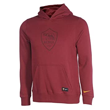 Nike Roma Y NSW Hoodie PO CRE Sudadera AS, Hombre, Rojo (Team Red/Night Maroon/Kumquat), XL: Amazon.es: Deportes y aire libre