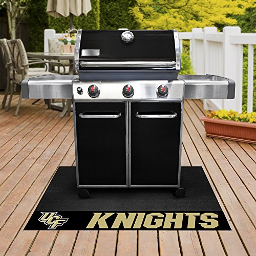 Fanmats NCAA Central Florida Golden Knights University of Floridagrill Mat, Team Color, One Size ()