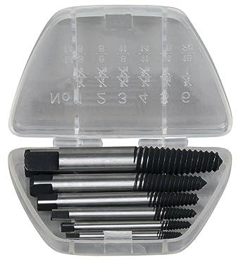 KS Tools 150.1330 - Pack de 6 piezas con juego de extractores, M3 - M18, en caja de plástico: Amazon.es: Industria, empresas y ciencia