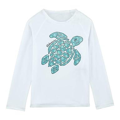 f6a1391a6ba94 Vilebrequin - T-Shirt Anti-UV Manches Longues Enfant Uni  Amazon.fr   Vêtements et accessoires