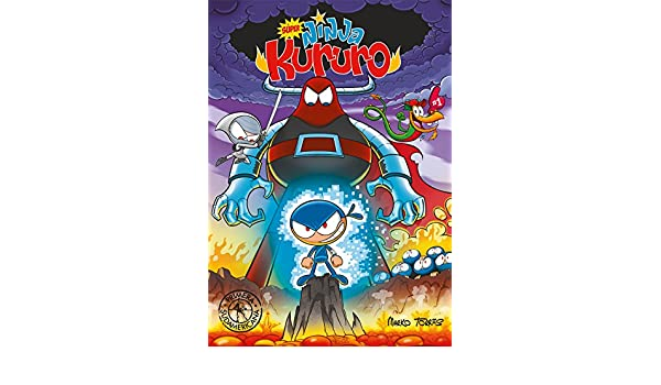 Amazon.com: Súper Ninja Kururo (Spanish Edition) eBook ...