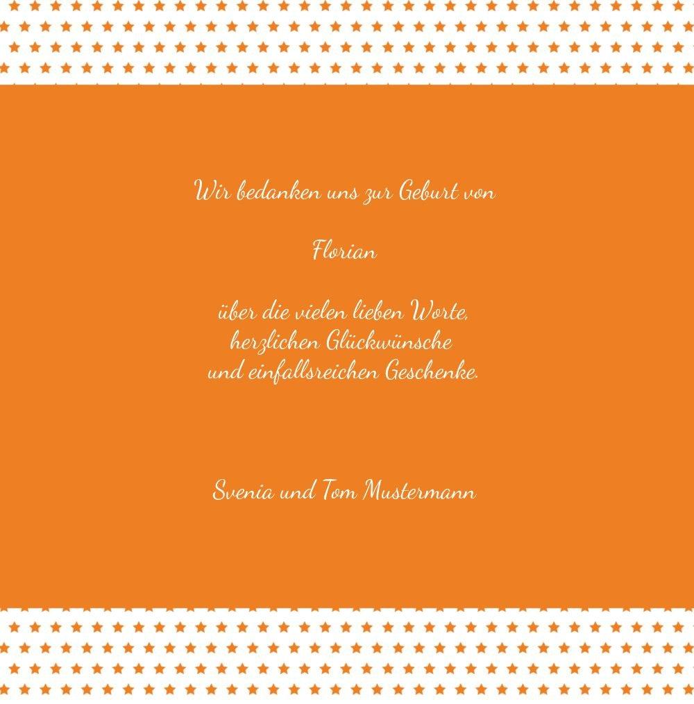 Kartenparadies Kartenparadies Kartenparadies Danksagung für Geburt Baby Dankeskarte Sternchen, hochwertige Danksagungskarte Baby inklusive Umschläge   100 Karten - (Format  145x145 mm) Farbe  braunmatsch B01N4TY4T7 | Sehr gute Qualität  | Neues Design  | Spielzeugwelt, frö ed76d4