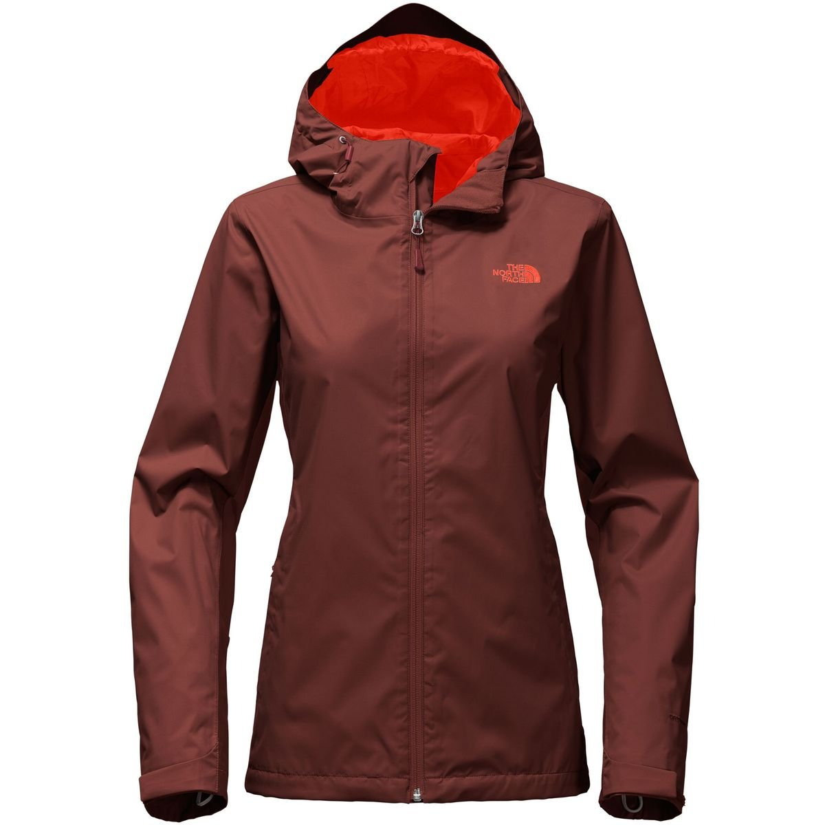 The North Face Women's Arrowood Tri-Climate Jacket - Sequoia Red Dobby - M (Past Season)