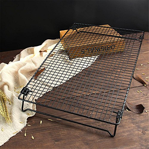 cooling drying racks thickened cake bread stand black non-st