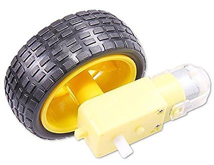 winwill reg; Rueda de neumático de plástico de la robusteza del coche elegante con el