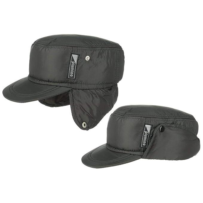 Lipodo Cappellino Army Piumino Paraorecchie Uomo  d8267e0cabb4