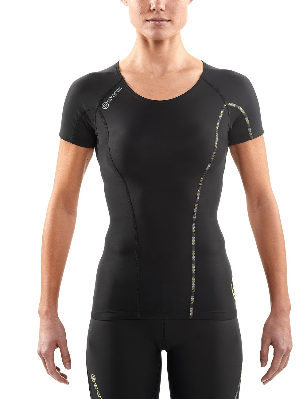Skins Damen DNAmic Short Sleeve Top S/s