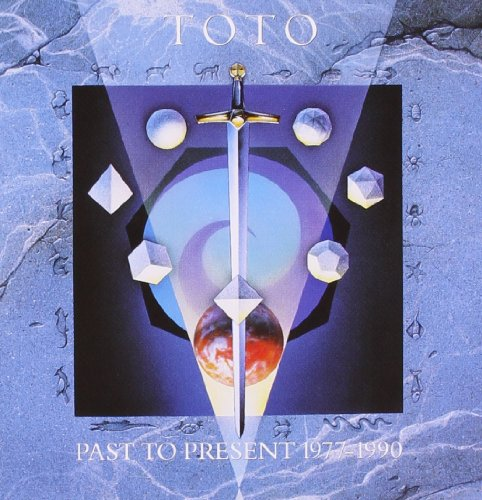 CD : Toto - Past To Present 1977-1990 (United Kingdom - Import)