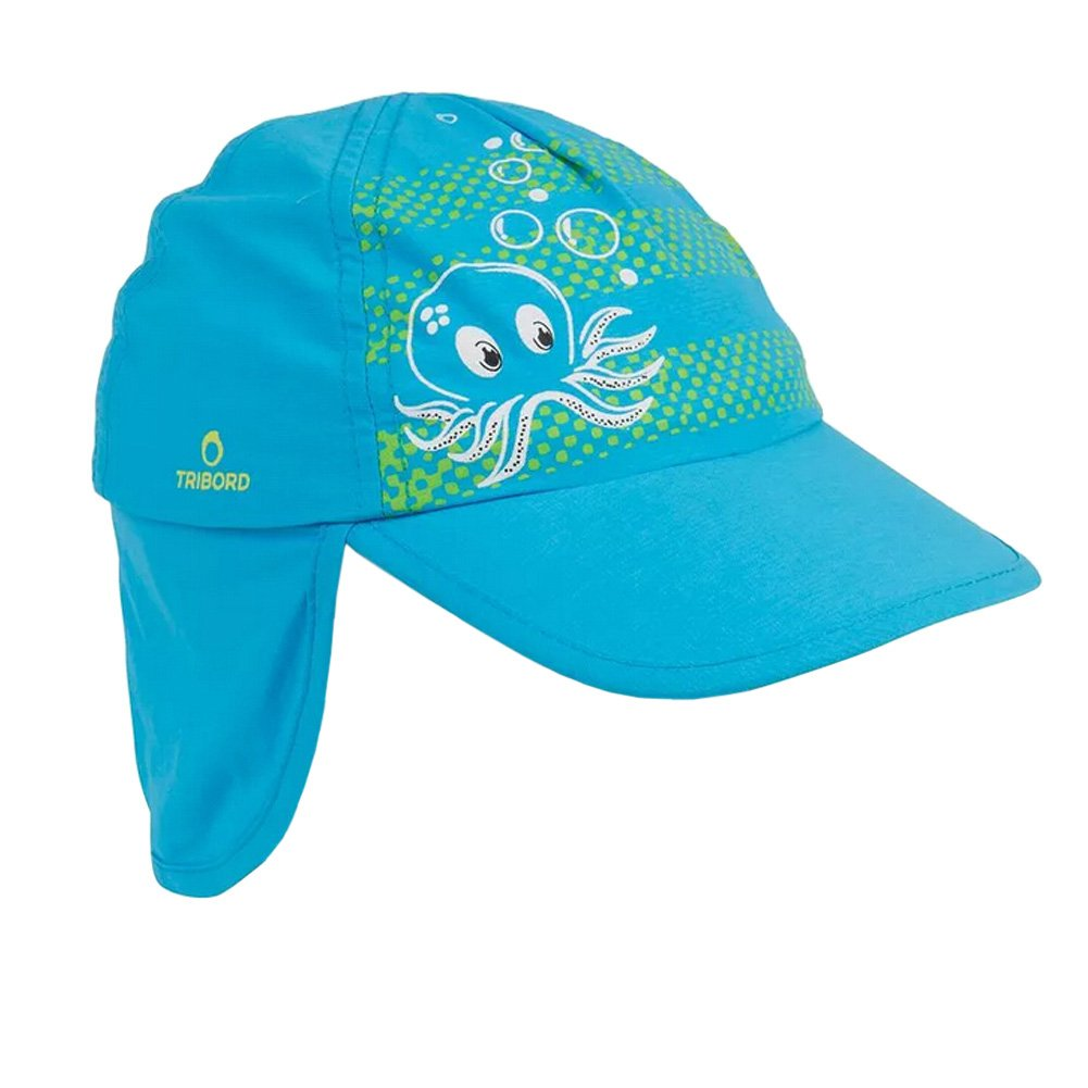 Unisex Kids Fedora Hat Bucket Hat, Lightweight Cap Sunhat Neck Protection Blue Kylin Express