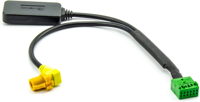 Watermark Wm Bt42 Bluetooth Adapter For Audi A4 A5 A6 Elektronik