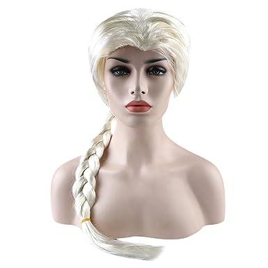 Amazon.com: yi Dai si Cosplay peluca para largo pelo ...
