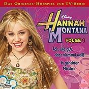 Ach wie gut, dass niemand weiß / In geheimer Mission (Hannah Montana 1) | Conny Kunz