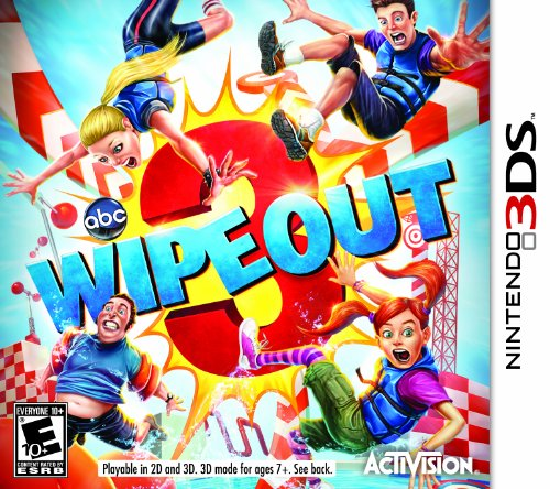 Wipeout 3 – Nintendo 3DS