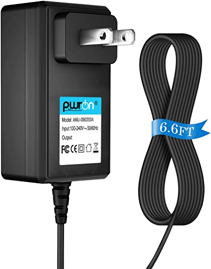 PwrON 5V 1A AC//DC Charger Power Adapter For Coby Kyros MID8125 Android Tablet