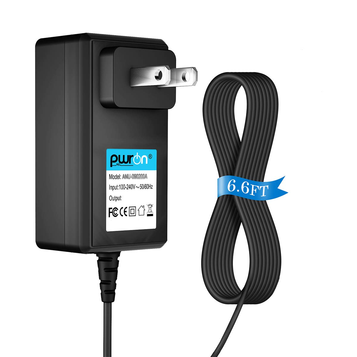 Amazon.com: PwrON (6.6FT Cable) AC Adapter for Halex 64469 ... on