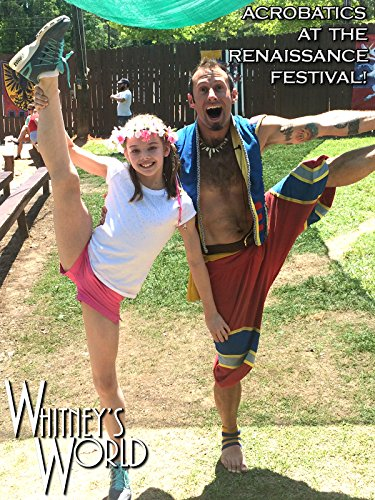 Acrobatics at the Renaissance Festival!
