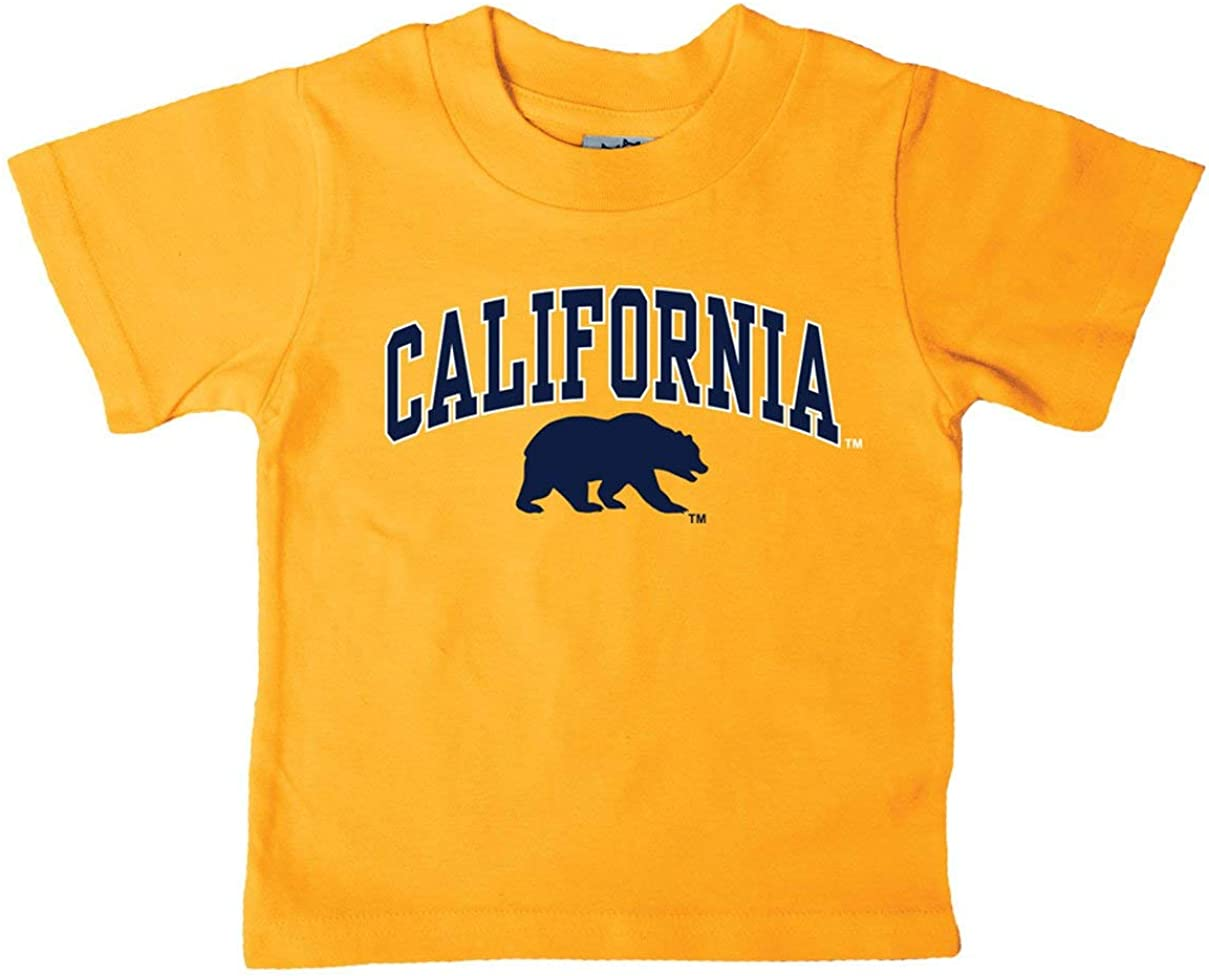 Baby Toddler Youth Tee California CA East Bay Area Berkeley 510 Kids T-shirt