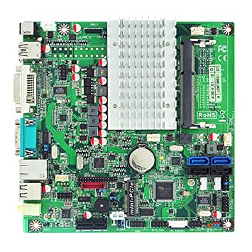 Jetway NF9W-2930 SBC Mini-ITX Intel Celeron N2930 Quad-Core SoC (Bay