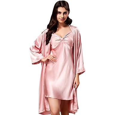 Asian women in night gown