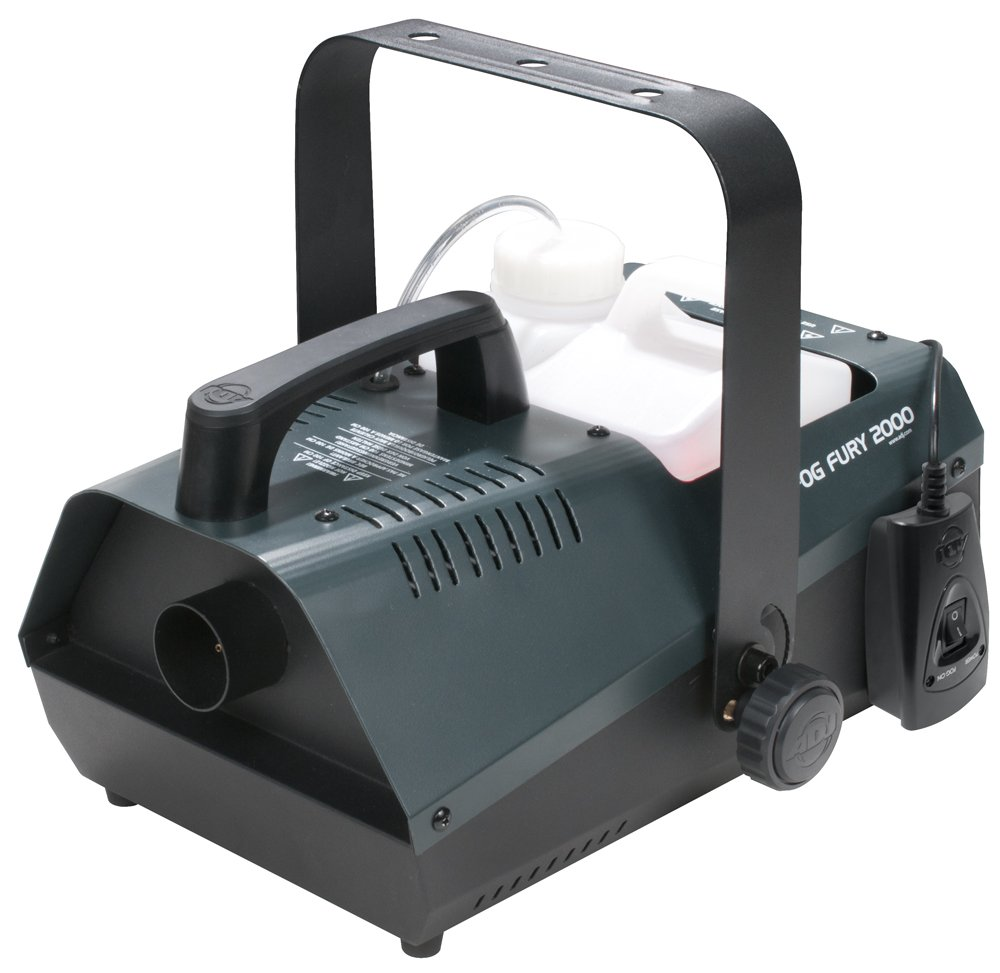 ADJ Products Fog Fury 2000 Fog Machine
